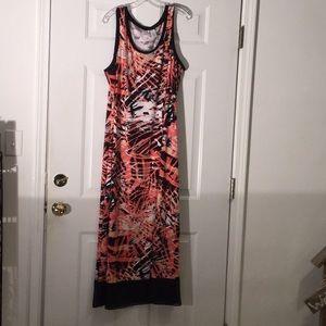 Kim Rogers Maxi Dress! 2X SFH